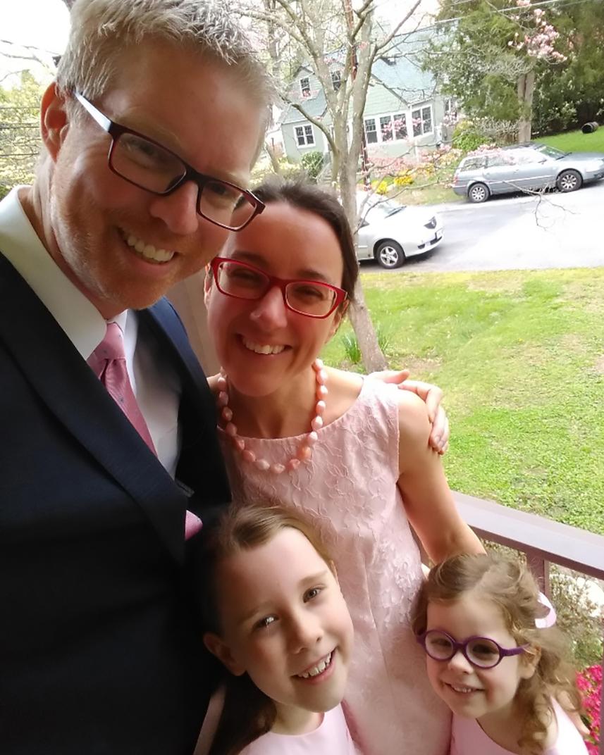 Ferrugia Atkinson Family Portrait