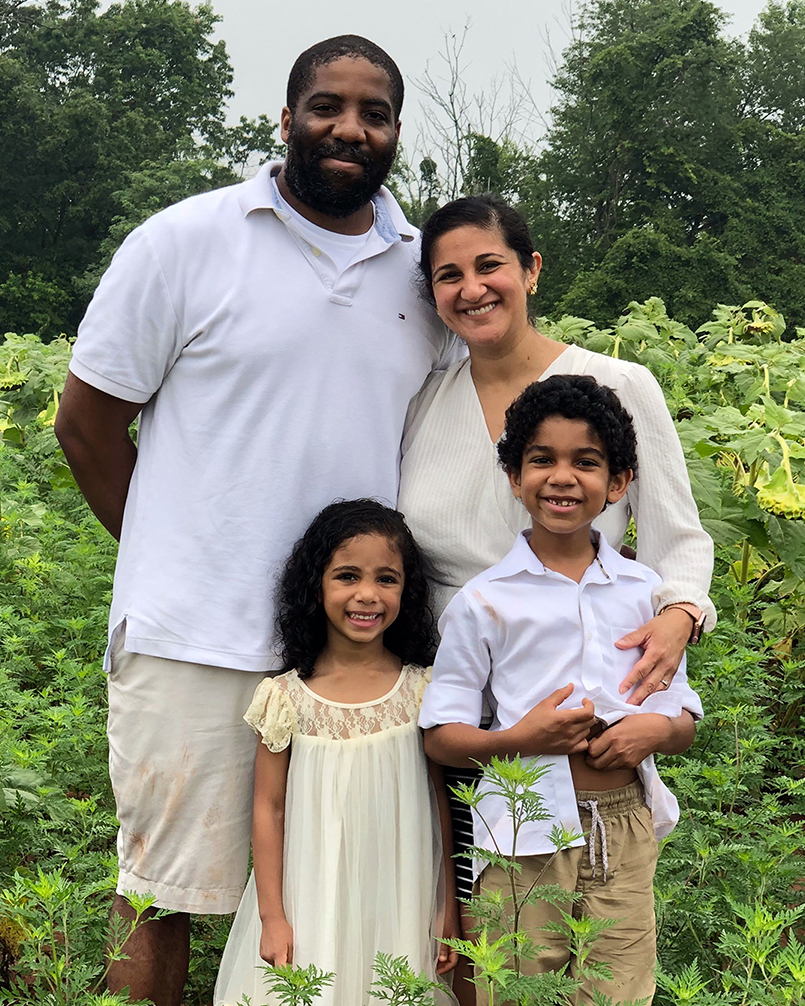 Rick Bacon Family Portrait
