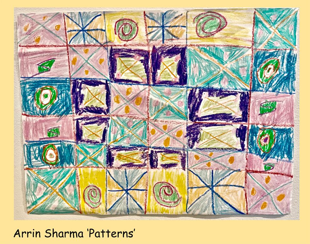 Image of Arrin Sharma's artwork