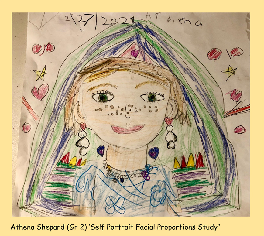 Image of Athena Shepard's artwork